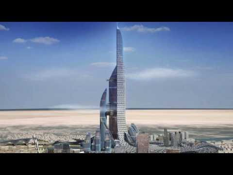 World's First Vertical City, the Bride Basra In Iraq - Whoa