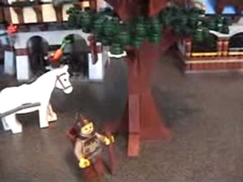 Jack Reviews the Lego Castle Medieval Market Village set ...