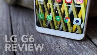 LG G6 Review Understated, Underrated