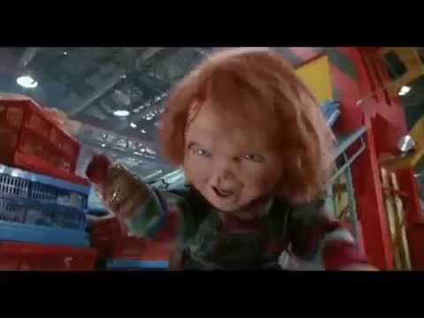Todas Las Muertes De Chucky (1, 2, 3, 4 & 5).