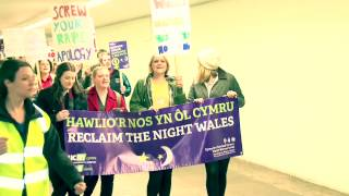 Reclaim the Night is coming / Mae Hawlio
