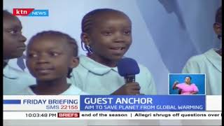 Guest Anchor: we host young Eco-Changers from Loreto convent road -part two