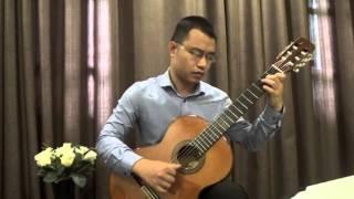 Carulli no 3. Guitarist: Vu Hien