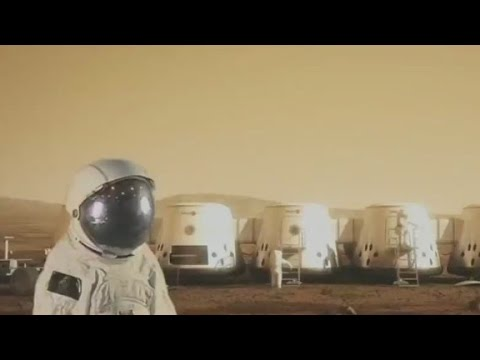 Meet candidates for one-way trip to Mars