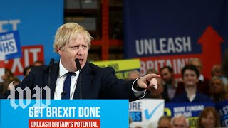 What the U.K.'s election means for Boris Johnson and Brexit