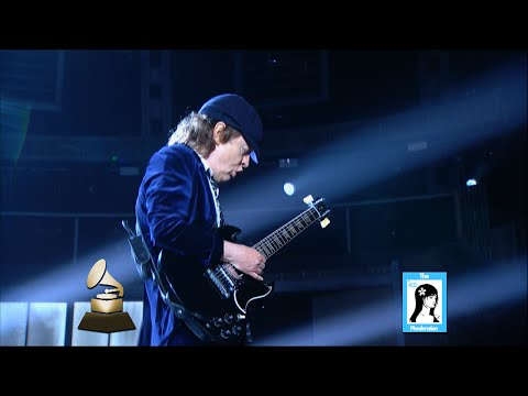AC/DC Staples Center Performance | LIVE 2-8-15