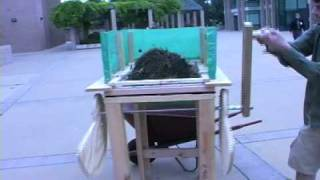 E4 Compost Sifter Project - Harvey Mudd College