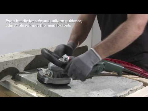 Metabo Renovation Grinders and Renovation Milling Machines (English)