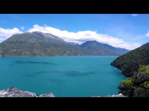 Time lapse Patagonia - Lago Puelo, Argentina
