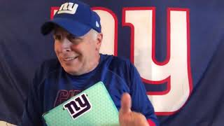 The NY Giants Press Conference with Vic DiBitetto: There was a Black Cat