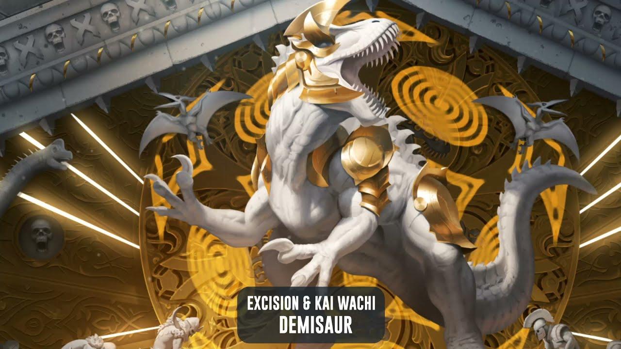Download Excision & Kai Wachi - Demisaur [Visualizer]