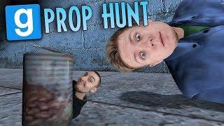 MAŁE JEST NAJLEPSZE ( ͡° ͜ʖ ͡°) • Garry's Mod: Prop Hunt