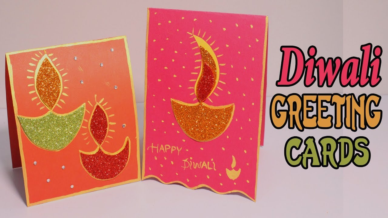 Hand made greeting card ideas handmade sorry cards ideas smlfimage diy diwali handmade cards easy greeting card ideas for diwali happy diwali all kristyandbryce Gallery