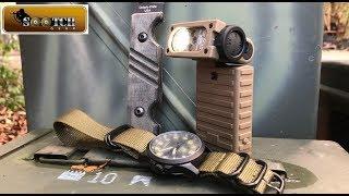Streamlight Sidewinder Military Flashlight Review