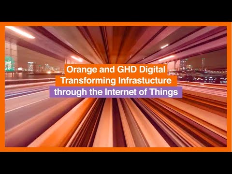[EN] OBS And GHD Digital Transforming Infrastructure Through The Internet Of Things
