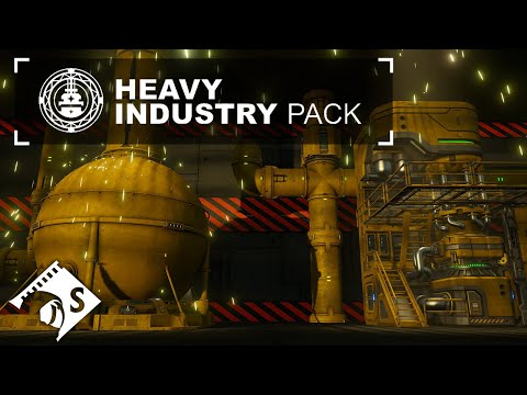 To P or not to P - Space Engineers Heavy Industry Update