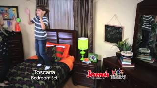 Toscana Youth Bedroom