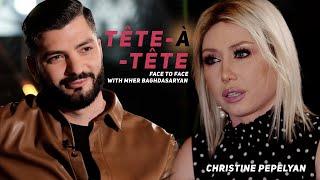 Tete A Tete 18 Քրիստինե Պեպելյանը` անձնական կյանքի, որդու, ԱՄՆ-ում գտնվելու և հոր մահվան մասին