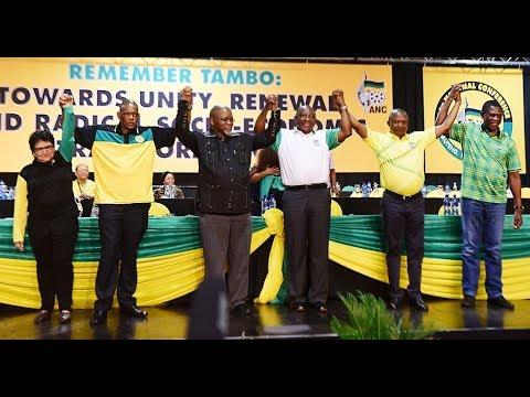 ANC Unity Song, Phakama Ramaphosa, ixesha lifikile
