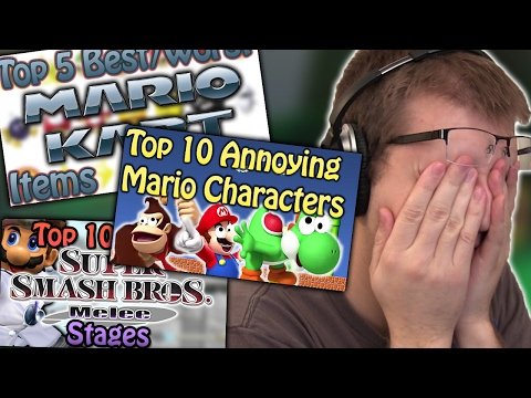 REACTING TO MY OLD TOP 10S PART 2