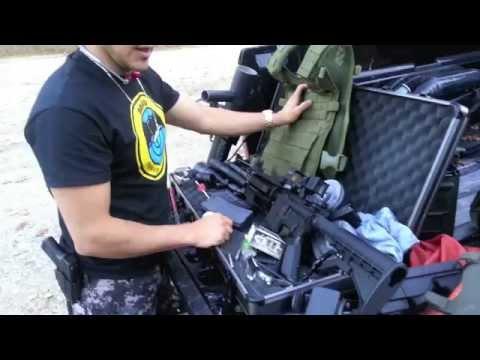 $170.00 eBay bulletproof vest class 3 vs AR15 .223