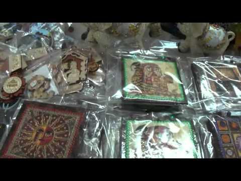 Сувениры и подарки из Белокурихи. Алтай.