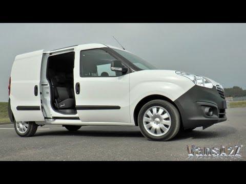 3443587b248197 Vauxhall Combo Crew Van 2013 - YouTube