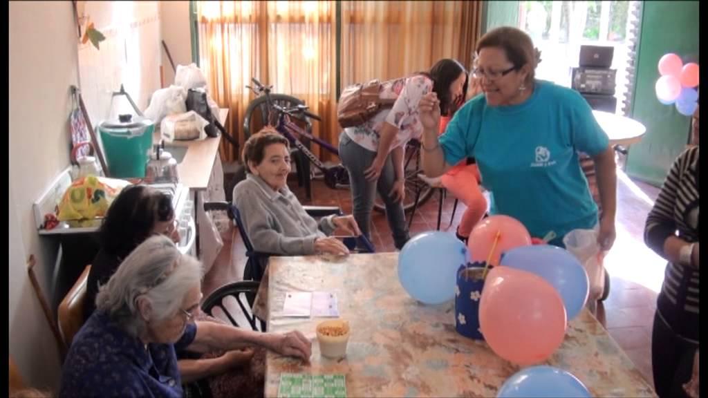 Actividades De Recreacion Para Abuelos En Hogar San Jose Youtube