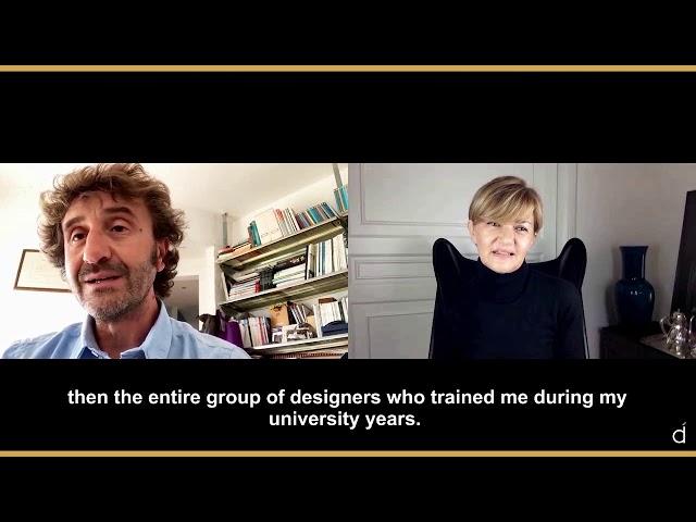 DesignItaly Incontra - La ceramica italiana che viene dal mare (Andrea Branciforti)