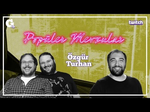 """""""Kamusal Mizah"""" Özgür Turhan - Popüler Mevzular #12"""