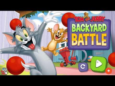 Том и Джерри. Дворовая битва.Tom and Jerry.