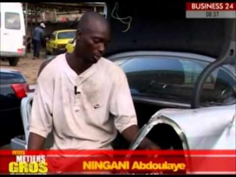 Business 24/  Le metier de mecanicien a Abidjan