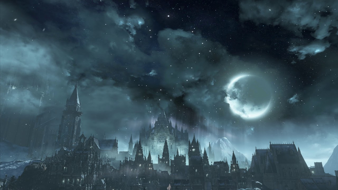 Dark Souls Iii Irithyll Of The Boreal Valley Wallpaper 4k Youtube