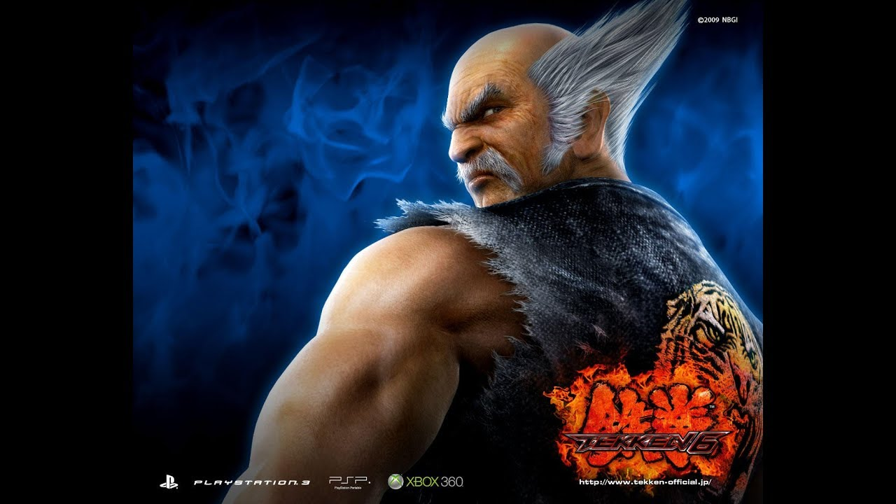 tekken 6 psp playthrough story mode with heihachi mishima youtube tekken 6 psp playthrough story mode with heihachi mishima