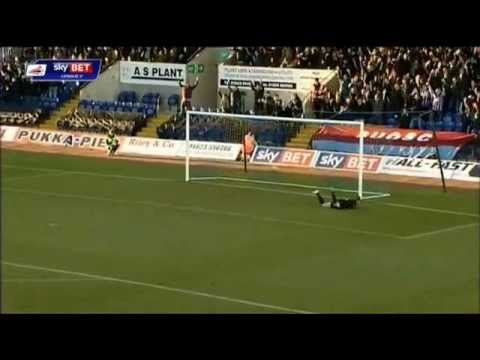 Goal of the season 2013/14 - Paul Hayes versus Mansfield (A)