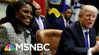 President Trump Calls Omarosa Manigault 'Dog,' 'Crying Lowlife' In Tweet | Morning Joe | MSNBC