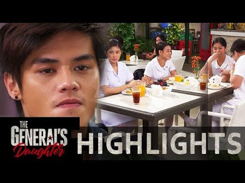 Ivan gets insulted by Claire's friends | The General's Daughter (With Eng Subs)
