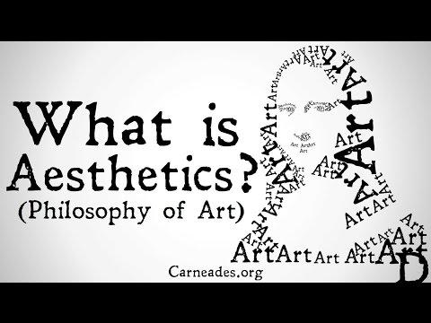 What is Aesthetics? (Philosophy of Art)