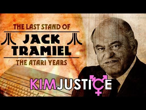 The Last Stand of Jack Tramiel:  The Atari ST vs The Commodo