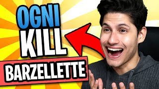 OGNI KILL una BARZELLETTA w/ Mattiz - Fortnite ITA