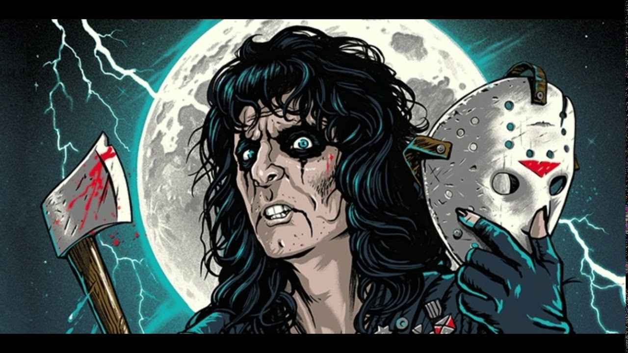 Alice Cooper Man Behind The Mask Rare Alternate Version Youtube