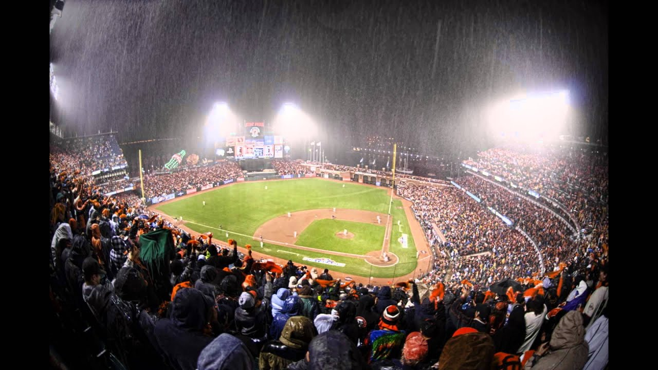 2012 San Francisco Giants World Series Champions