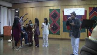 Bhavesh Khatri Singing Rang Barse Bheege Chunar wali Rang Barse