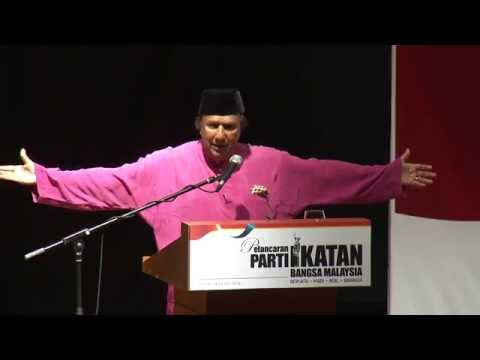 IKATAN Launch Full Speech