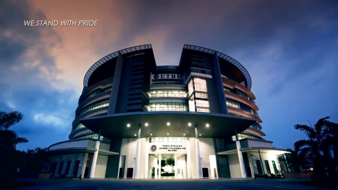Uthm Library Corporate Video Hd Hd, 720P - Youtube-8356