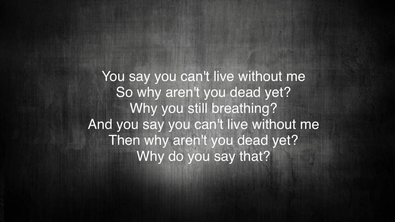 Anna Clendening - Dead End (Lyrics) - YouTube