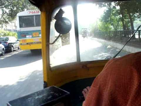 DELHI- Auto Ride -Road1.MOV