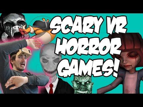 Scary VR Horror Games!   Google Cardboard