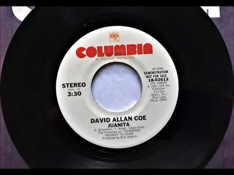 Juanita , David Allan Coe , 1981