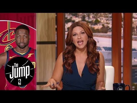 What Dwyane Wade to the Cavaliers would mean for NBA | The Jump | ESPN